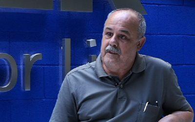 José Mocha (Messer Ibérica): 'A los que empiezan les digo que pregunten, que no se cansen de preguntar: se aprende así'