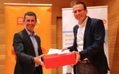 Nueva edición del Premio Messer para el mejor estudiante de MBA de la URV