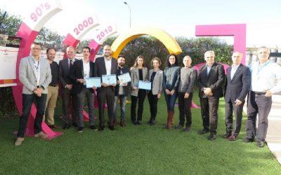 Tarragona entrega los Sustainability & Solutionism Award