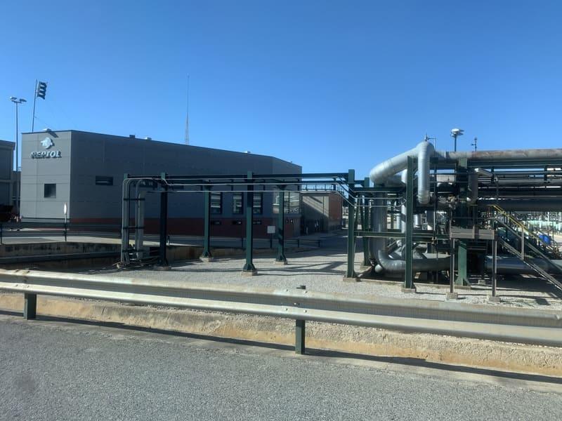 Repsol prevé recuperar la plena producción en Tarragona a cierre de este mes, tras la fuerte reducción por la  explosión de Iqoxe