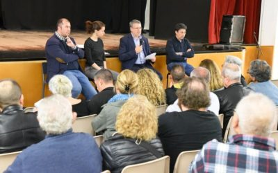 Frente común del Ayuntamiento de Tarragona y los vecinos para que las sirenas suenen desde el minuto cero cuando se produzca un accidente en la industria química