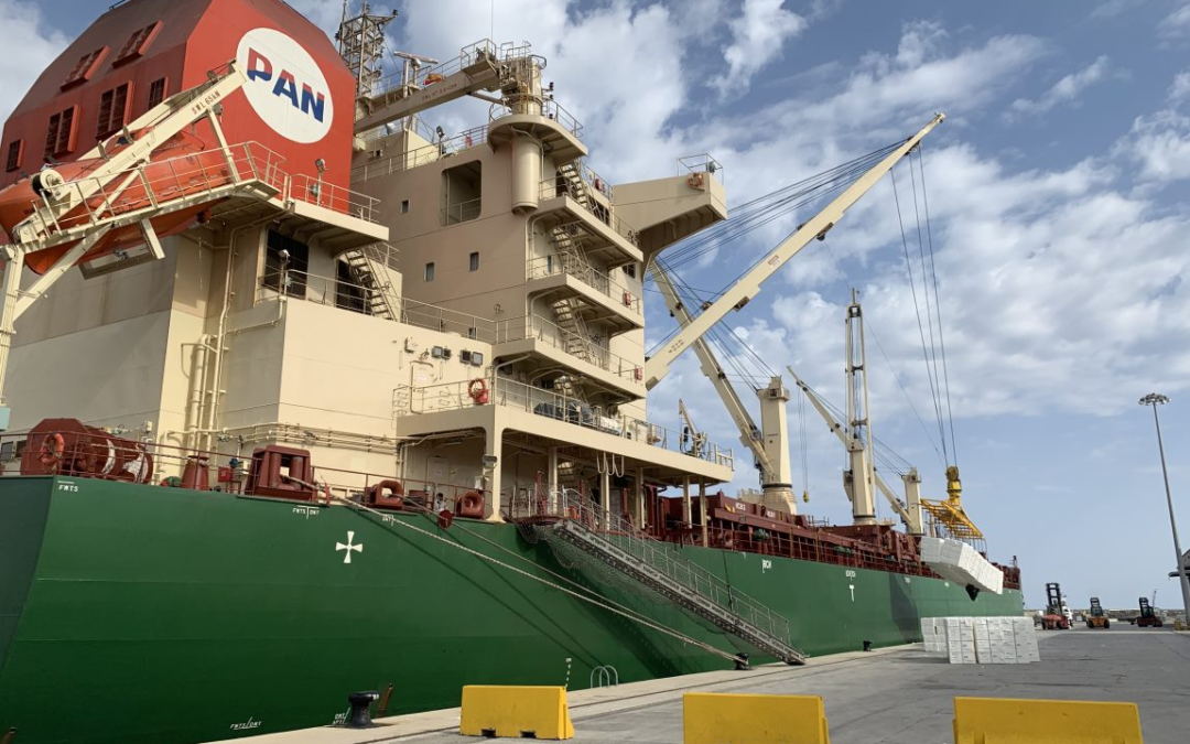 El Puerto repunta en abril y crece un 5,9%