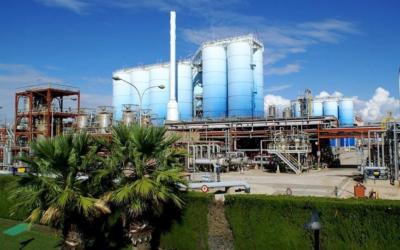Una anomalía eléctrica provoca una parada no programada en el Cracker de Dow Tarragona