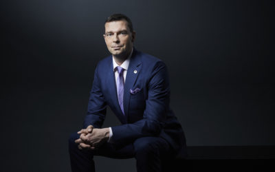 Markus Steilemann, CEO de Covestro, nuevo presidente de PlasticsEurope