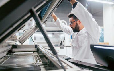 HP y BASF lanzan en España un nuevo material de impresión 3D