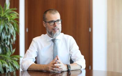 """Josep M. Cruset: """"En tres años veremos la trasformación del Port para dejarlo preparado para los próximos 25 años"""""""