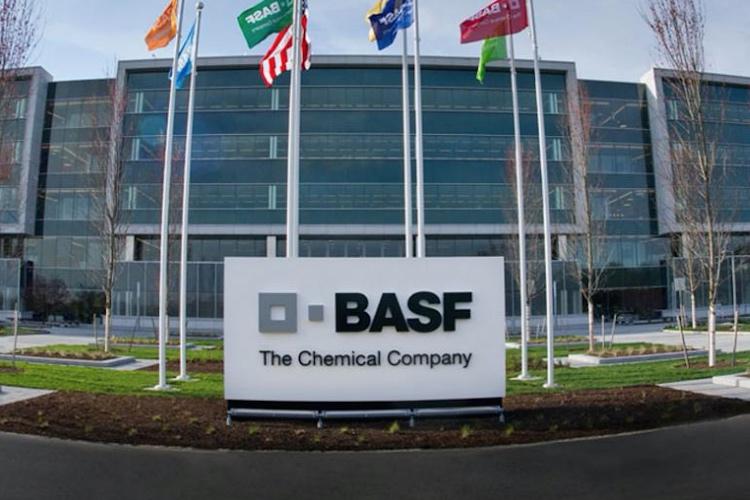 Los resultados económicos del Grupo BASF en el segundo trimestre caen por un descenso del 11% de los volúmenes de ventas