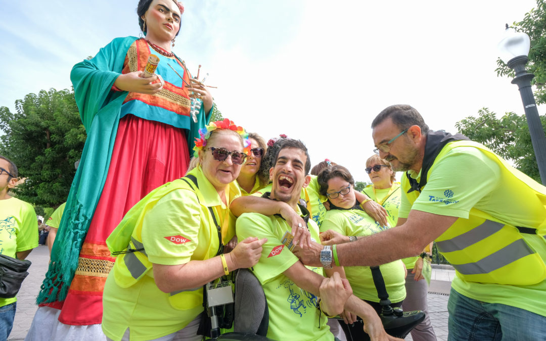 La iniciativa de Dow Tarragona 'Festa x Tothom' celebra su atípica 30 edición