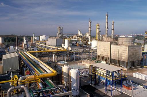 La fábrica de Ercros en Flix, premiada por su seguridad laboral