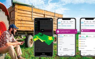 BASF Digital Farming GmbH gana el premio Crop Science por la Mejor Innovación para la Agricultura Digital