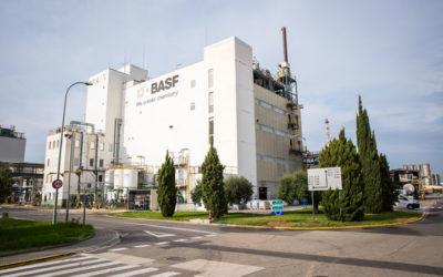 Grupo BASF en España incrementa sus inversiones hasta 60 millones de euros en 2021