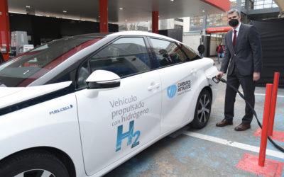 Carburos Metálicos, una de las cinco empresas que impulsa la primera hidrogenera de España