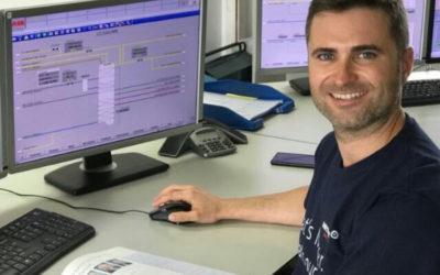José Manuel Montoro (Messer Ibérica): «Me encanta enseñar y formar a los operarios en los procesos, pero sobre todo me gusta aprender constantemente»