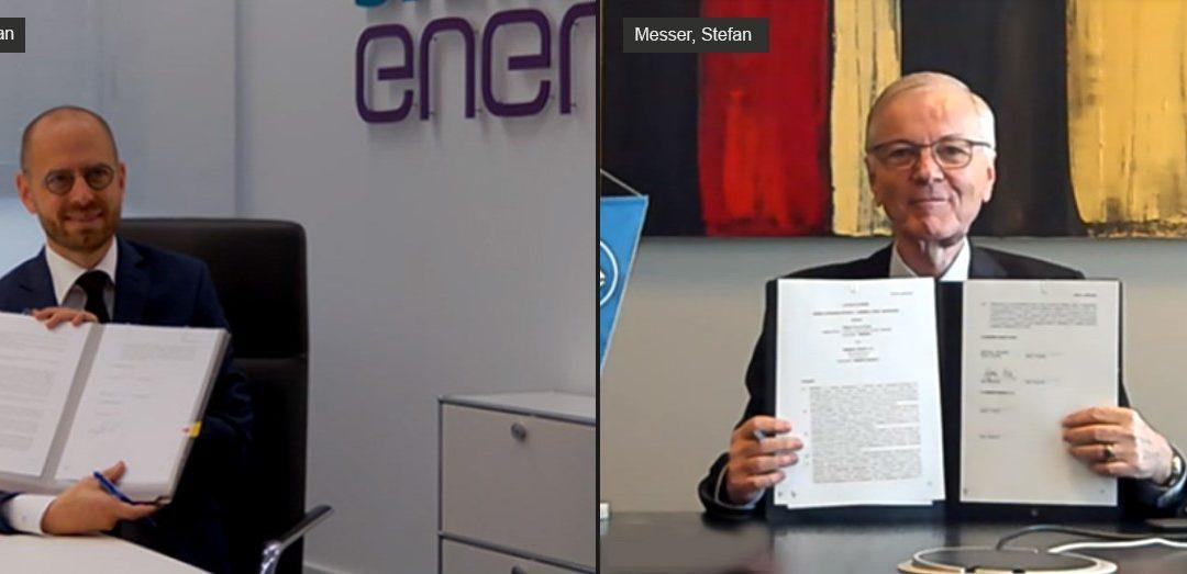 Siemens Energy y Messer cooperarán en el desarrollo de proyectos de electrólisis de hidrógeno para la industria química de Tarragona