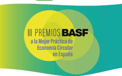 III Edición del premio BASF a la mejor práctica de Economía Circular en España