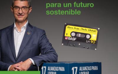 BASF lanza su podcast 'Conversaciones para un futuro sostenible'