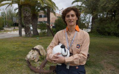 """María Rodríguez (Repsol Química): """"Montamos desde cero el Departamento de planificación de mantenimiento y fue muy interesante"""""""