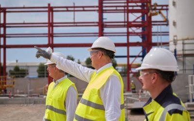 La nueva planta de cloro de Covestro en Tarragona será operativa en 2022 tras una inversión de 200 M