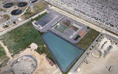 El sector petroquímico de Tarragona alcanza su máximo histórico de consumo de agua regenerada, con 5,4 hectómetros cúbicos